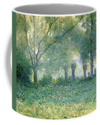 Morning Mist Also Known As Late Spring Coffee Mug