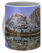 Morning On Laghi Dei Piani Coffee Mug by Dmytro Korol