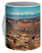 Morning Over Canyonlands Coffee Mug