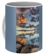 Morning Reflections Waterscape Coffee Mug