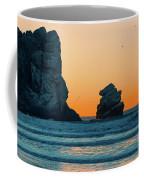 Morro Bay Sunset Coffee Mug