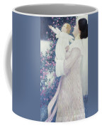Mother And Child By Wilhelm List Coffee Mug