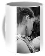 Mother And Child Coffee Mug by Catherine Sobredo