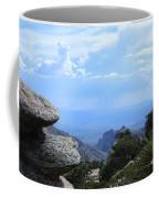 Mount Lemmon View Coffee Mug