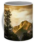 Mount Pagosa Gold Coffee Mug