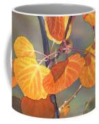 Mountain Gold Coffee Mug
