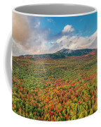 Mountain Of My Youth Coffee Mug by Michael Hughes
