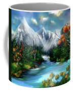 Mountains Majesty Coffee Mug