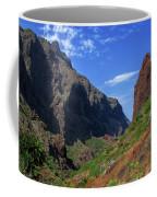 Mountains Of The Teno Massif Near Masca Coffee Mug