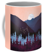 Mulberry Dusk Coffee Mug