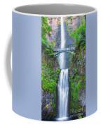 Multnomah Falls Coffee Mug by Dheeraj Mutha