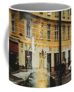 Museum Cafe Coffee Mug