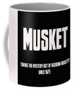 Musket Coffee Mug