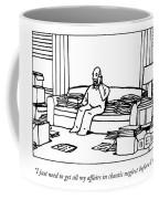 My Affairs Coffee Mug