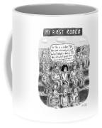 My First Rodeo Coffee Mug