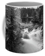 Myllykoski Bw Panorama Coffee Mug
