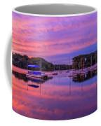 Mystic Lake Sunrise Coffee Mug