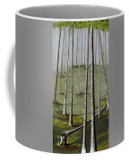 Naked Forest Coffee Mug