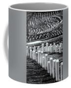 National Cemetery Coffee Mug by Tom Singleton