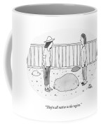 Native To The Region Coffee Mug