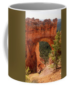 Natural Bridge - Bryce Canyon - Utah - Vertical Coffee Mug