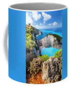 Navagio Bay Coffee Mug