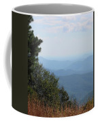 Nc Blue Ridge Parkway 9 Coffee Mug