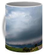 Nebraska Supercell 005 Coffee Mug by Dale Kaminski