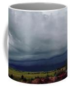Nebraska Supercell 010 Coffee Mug by Dale Kaminski