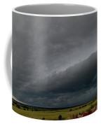 Nebraska Supercell 011 Coffee Mug by Dale Kaminski