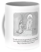 Negotiating A Job Title Coffee Mug