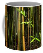 New Bamboo Shoot Coffee Mug