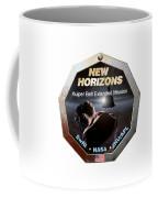 New Horizons Extended Mission Logo Coffee Mug