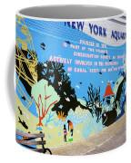 New York Aquarium, Coney Island, Brooklyn, New York Coffee Mug
