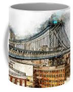 New York Panorama - 29 Coffee Mug