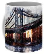 New York Panorama - 30 Coffee Mug
