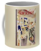 New Yorker August 11, 1951 Coffee Mug