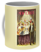 New Yorker December 11th 1943 Coffee Mug