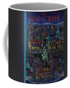 New Yorker December 15, 1951 Coffee Mug