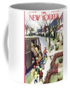 New Yorker December 19, 1953 Coffee Mug