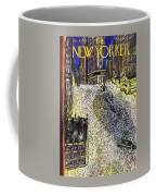 New Yorker December 28th 1946 Coffee Mug