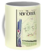 New Yorker December 4th 1943 Coffee Mug