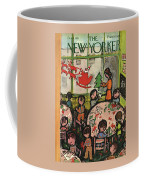 New Yorker December 8, 1951 Coffee Mug