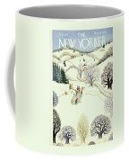 New Yorker February 1st 1947 Coffee Mug