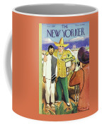 New Yorker January 11, 1947 Coffee Mug