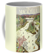 New Yorker January 16th 1943 Coffee Mug