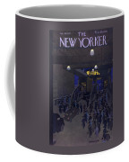New Yorker January 18th 1947 Coffee Mug