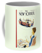 New Yorker January 4th 1947 Coffee Mug