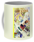 New Yorker July 19th 1947 Coffee Mug
