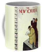 New Yorker June 13th 1942 Coffee Mug
